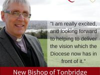 New Bishop of Tonbridge